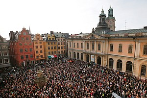 Literature Nobel In Doubt Amid Claims Swedish Princess Wa...