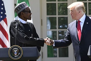 Trump Deflects On Remarks About African Nations; Doesn't ...
