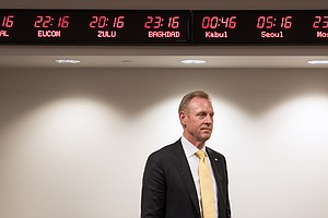 Pentagon's No. 2 Watches The Money — And The Future