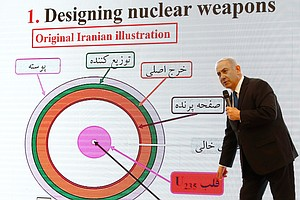 Stolen Iranian Nuclear Plans May Trigger New Inspections