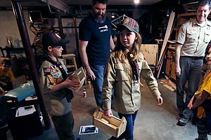 Boy Scouts Changing Name To 'Scouts BSA,' As Girls Welcom...