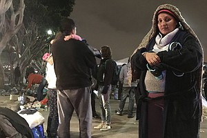 In Tijuana, Migrants Seeking Asylum In The U.S. Tell Harr...