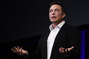 Elon Musk To Analysts: Stop With The 'Boring, Bonehead Qu...