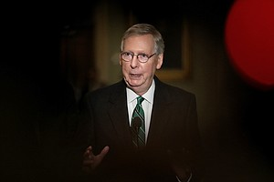 Republican Fears About Holding The Senate Start To Sink In