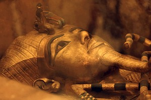 Hope For Hidden Chambers In King Tut's Tomb Crushed By Science