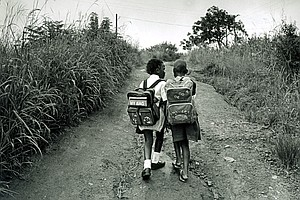 4 Ideas To Stop Violence Against Girls: A Walking School ...