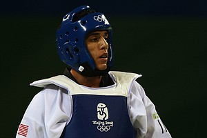 Decorated Taekwondo Athlete Steven Lopez Temporarily Barr...