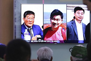 North Korea Releases 3 Americans As Pompeo's Visit Concludes