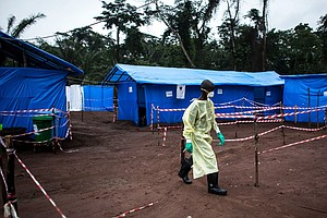 Congo Declares New Ebola Outbreak After 2 Confirmed Cases