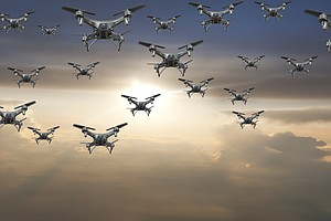 Government Will Test And Collect Data From New Drone Prog...