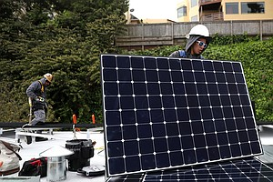 California Moves Forward With Plan To Require Solar Panel...