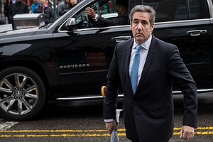 Trump Lawyer Cohen's Camp Rips 'Inaccurate' Allegations, ...