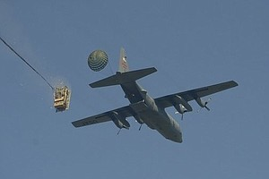 VIDEO: Soldier Who Deliberately Destroyed Airdropped Humv...
