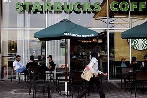 Starbucks: No Need To Purchase To Use The Potty