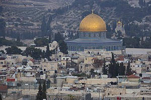 Understanding The Map Of Jerusalem, Or Trying To