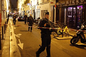 At Least 1 Dead In Apparent Terrorism Attack In Paris