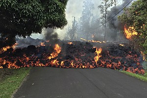 Scientists Warn Of More Eruptions From Hawaii's Big Islan...