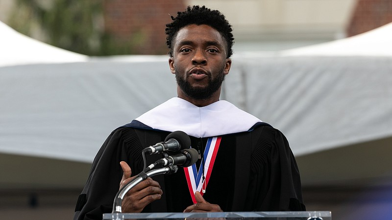 Image result for chadwick boseman howard