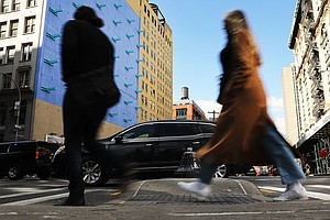Fatal Pedestrian Crashes Increasingly Involve SUVs, Study...