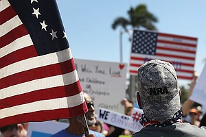 NRA Teens Can't Anonymously Challenge Florida Gun Laws, J...