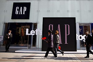 The Gap Apologizes For Shirts Showing Map Of China Withou...