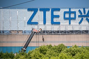 As U.S.-China Trade Talks Begin, ZTE Is In The Spotlight