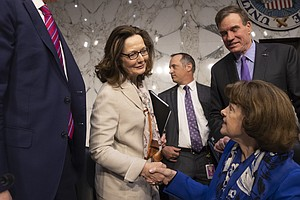 Senate Panel Approves Gina Haspel As CIA Chief; Confirmat...