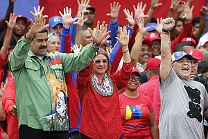 Venezuela To Hold Presidential Election But Main Oppositi...