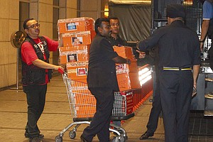 Malaysian Police Seize Cash, Jewels, Designer Bags From O...