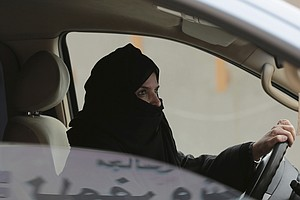 Saudi Women's Activists Arrested Prior To Lifting Of Driv...