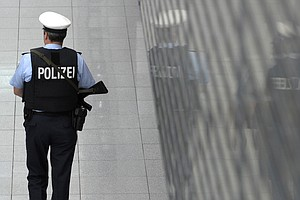 German Families Playing Hooky Stopped By Police At Airpor...
