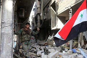 Syrian Military Retakes Full Control Of Damascus