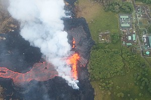 Kilauea's Wrath Threatens Power Plant — And Hawaii's Most...