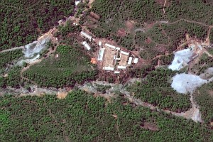 North Korea Demolishes Its Nuclear Test Site In A 'Huge E...