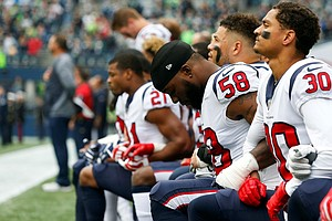All NFL Players 'Shall Stand And Show Respect' For Flag A...