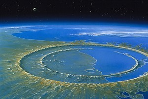 Asteroid Impact That Wiped Out The Dinosaurs Also Caused ...