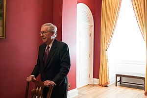 Mitch McConnell On Filling The Federal Bench: 'This Is My...