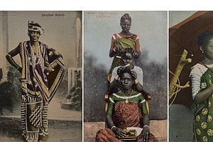 The Surprising History Of Old-Timey Swahili Postcards