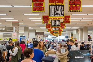 Sears Will Close 72 More Stores, After Quarterly Sales Dr...