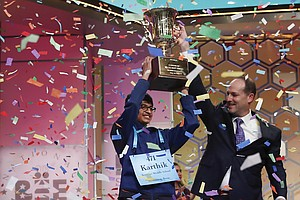 Scripps Bee Winner Out-Spells Record 515 Contestants