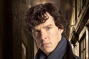 'Sherlock' Star Benedict Cumberbatch Saves Cyclist From M...