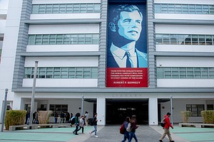 50 Years After His Death, Making RFK More Than A Ghost An...