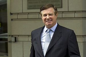 Mueller's Team Accuses Manafort Of Witness Tampering