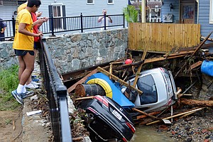 More Rain, More Development Spell Disaster For Some U.S. ...