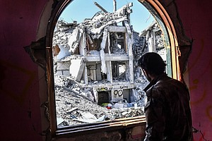 U.S.-Led Coalition Accused Of 'Potential War Crimes' In P...