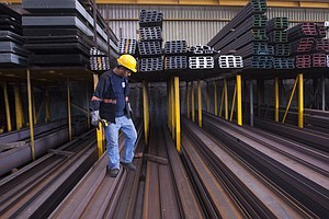 Mexico Hits U.S. Steel And Farm Products With Tariffs, Re...