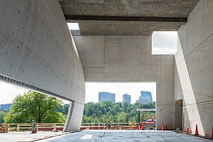Kennedy Center Unveils Progress On New Extension For Arti...