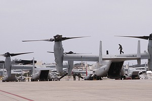 Commander At U.S. Marine Air Base In Okinawa Fired For 'Loss Of Trust And Con...