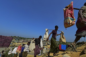 U.N., Myanmar Sign Framework For 'Voluntary, Safe' Return...