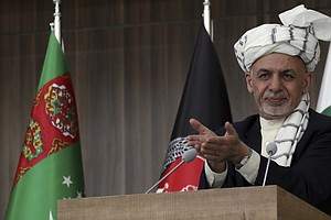 Afghan President Declares Cease-Fire With Taliban — But H...